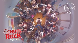 "SCHOOL OF ROCK: The Musical – ""You're in the Band"" (360 Video)"