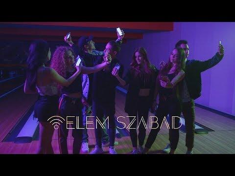 OLÁH GERGŐ – Velem szabad | Official Music Video