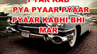 Jab Tak Hai Jaan Latest Remix - Bollywood Rapper Baba KSD  SHOLAY 2015
