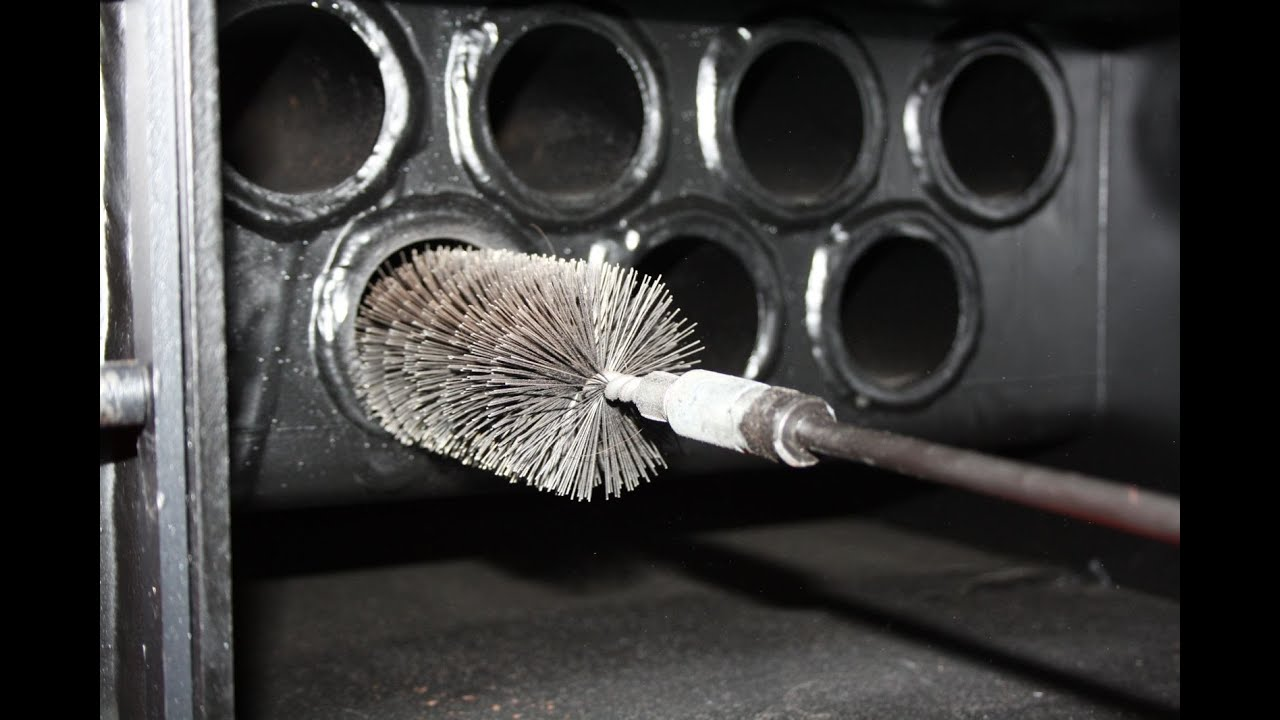 Промывка вторичного теплообменника газового котла своими руками