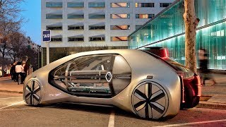 8 New Concept Cars Of The Future - The Future OF Cars 2019