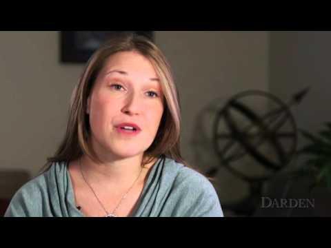Helping Darden Improve the World: Laure Katz