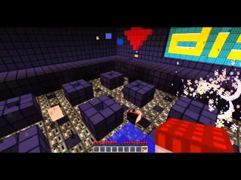Türkçe Minecraft Disco Serisi Bombacı Adam