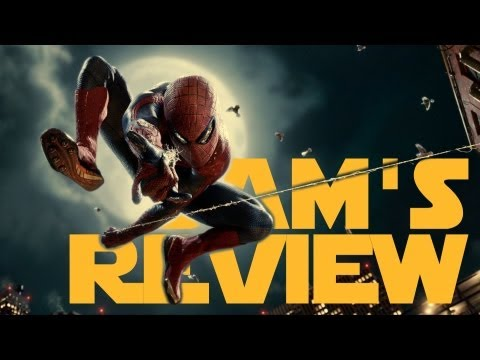 Sam's Review of The Amazing Spider-Man (2012)