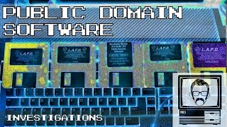 Public Domain Software; Investigations | Nostalgia Nerd