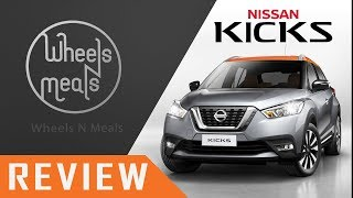 The Review of Nissan Kicks | Compact SUV | Starts from 9.5 Lakh