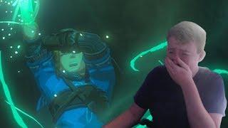 ALMOST CRIED!!!! | The Legend of Zelda Breath of The Wild E3 SEQUEL ANNOUNCEMENT!