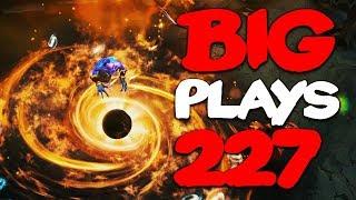 Dota 2 - Big Plays Moments - Ep. 227