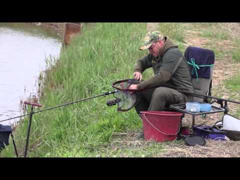 видео про фидерную рыбалку с юрием сипцовым