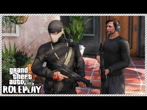 GTA 5 Roleplay - Wanted by FBI & S.W.A.T | RedlineRP #142