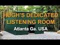 Listening Room Atlanta Ga - www.AcousticFields.com