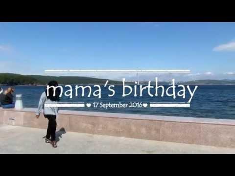 Selamat Ulang Tahun Mama
