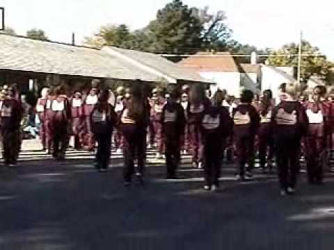 2007 Simle Middle School Automnfest Band Parade
