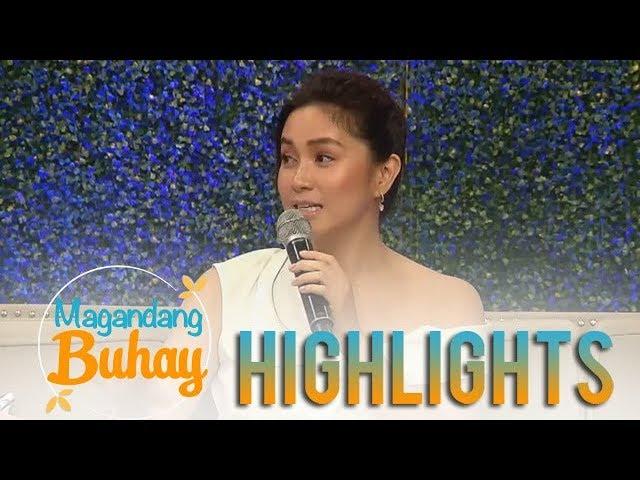 Magandang Buhay: Mariel's revelation about Robin