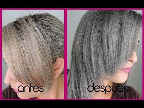 Como matizar cabellos rubios - Como matizar el pelo rubio en casa ...