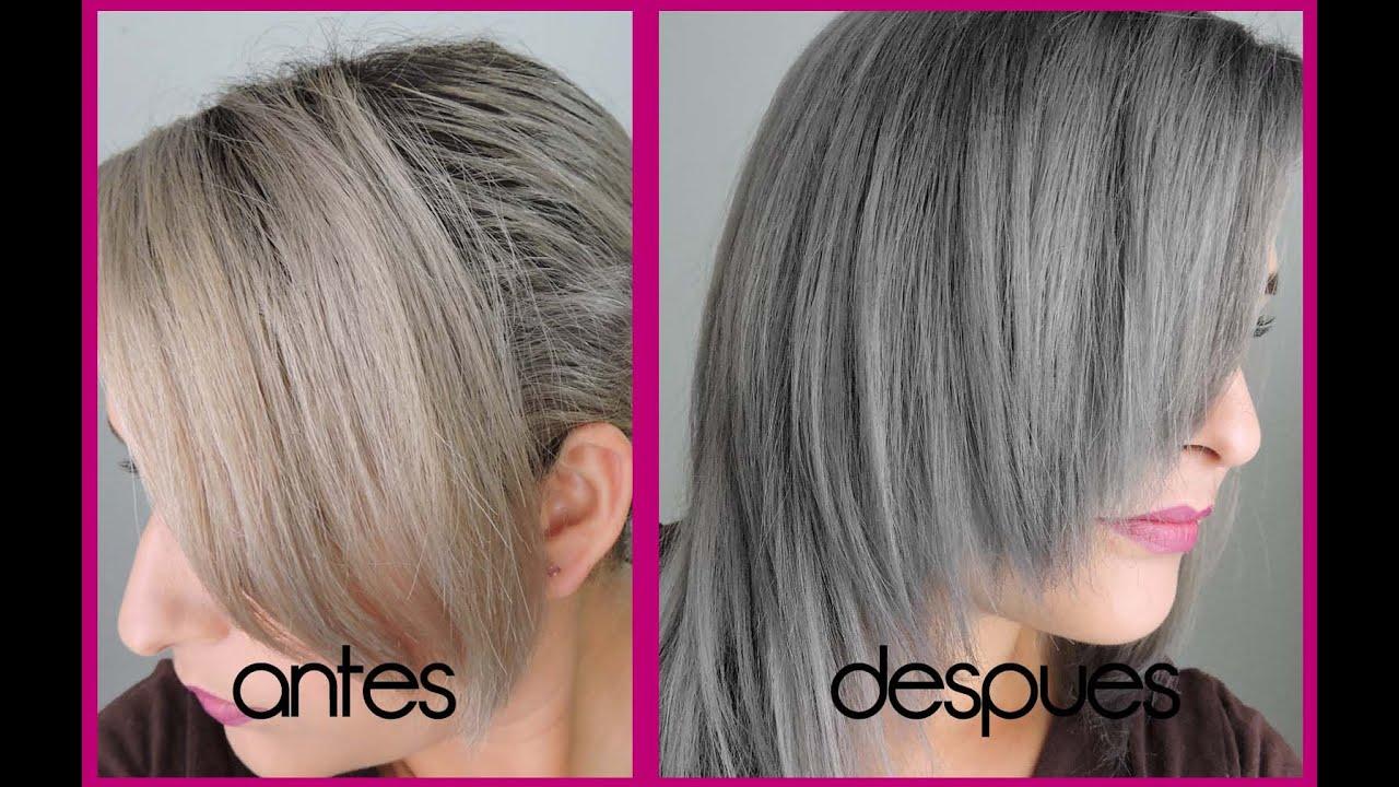 Escoge el color de tu cabello de acuerdo al tono de tu