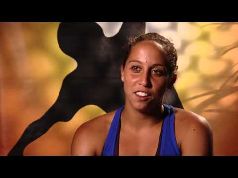Madison Keys interview (SF) - Australian Open 2015