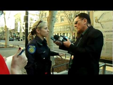 'Going Live' On Sacramento's KFBK Radio:  Occupy vs. Neo-Nazis Clash - Feb. 27, 2012