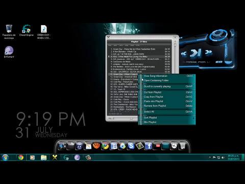 Descargar, instalar y usar Reproductor Xion+skins