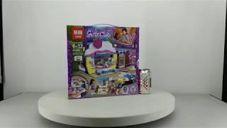 Mở hộp Lepin 01080 Lego Friends 41366 Olivia's Cupcake Cafe giá sốc rẻ nhất