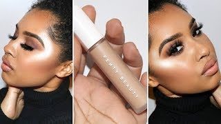 Fenty Beauty Concealer?! Is This  Real? | Fenty Beauty Pro Filter Concealer