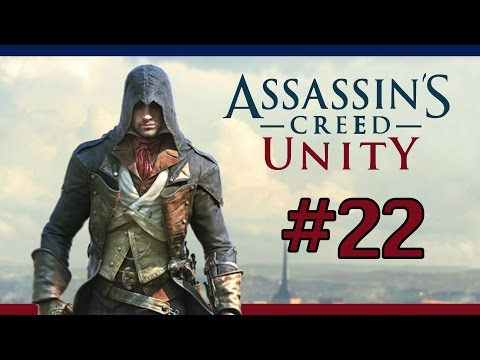 "Assassin' s Creed Unity – Walkthrough 22 [ Séquence 10: Mémoire 1 ] ""  Dîner en ville """