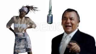 DEMO Gente De Zona Ft Los Del Rio Mas Macarena intro & Outro Video Edit Vdj Chita Vhsa Tab Mex