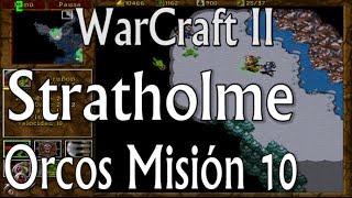 Stratholme - Orcos Misión 10 - WarCraft II
