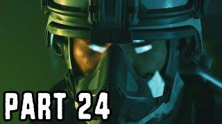 Quantum Break Gameplay Walkthrough Part 24 - The CFR (XB1 1080p HD)