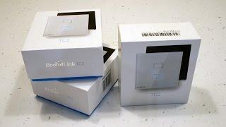 Broadlink TC2 - полный обзор сенсорных выключателей для умного дома