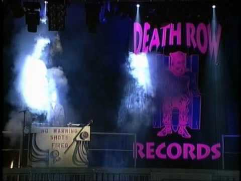 Dr Dre,Snoop Dogg,Tha Dogg Pound, Lady Of Rage, Nate Dogg, Sam Sneed, DJ Quick, Death Row Live(HQ) Video