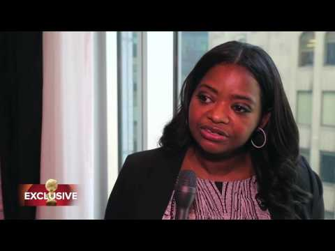 Octavia Spencer on