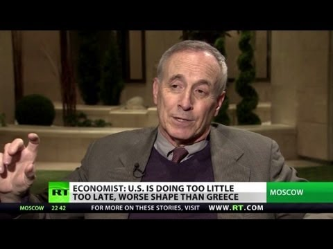 'US hides real debt, in worse shape than Greece'