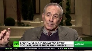 'US hides real debt, in worse shape than Greece' 2/9/13