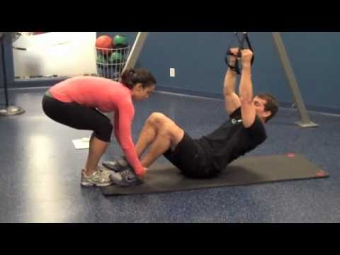 TRX Partner Exercises