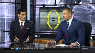 College Football Playoff Selection Day