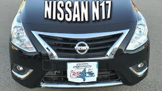 نيسان صنى 2018  Full review for Nissan Sunny N17