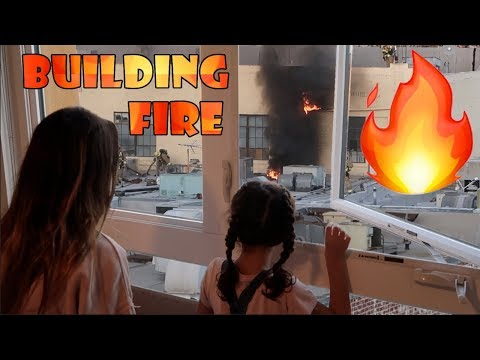 The Building is on Fire 🔥 (WK 351.2) | Bratayley