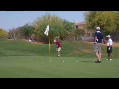 NAU HRM Golf Tournament, 2012