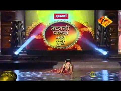 Marathi Paul Padte Pudhe Feb. 14 '11 - Shraddha Parab video