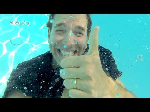 ALS Ice Bucket Challenge by Greg Benson