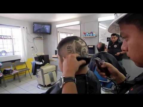 PASION XOLOITZCUINTLE en Barbería Famoso