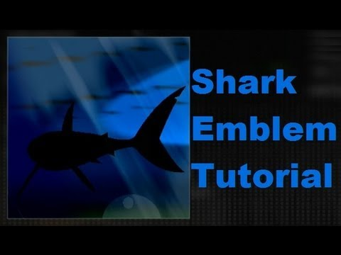 Shark Emblems Black Ops 2 Shark Emblem