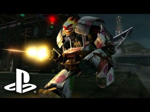 E3 2011: Twisted Metal (Live Stream Interview)