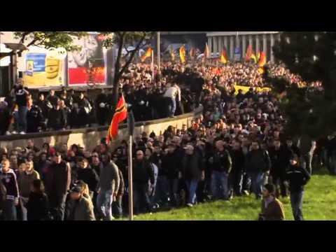 مظاهرات ضد السلفيين في ألمانيا تتحول إلى أعمال شغب | الجورنال