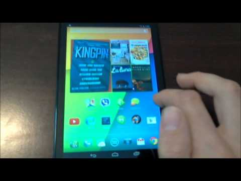 Nexus 7  LTE: Quick Review. How to Use as a Phone