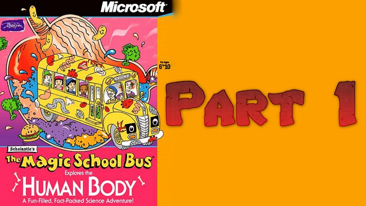 The Magic School Bus Works Out The Magic School Bus
