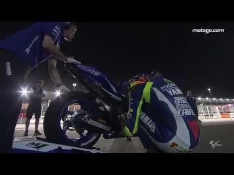 Valentino Rossi about Qatar GP - MotoGP