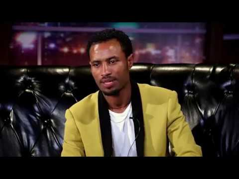Comedian Azmeraw Interview @ Seifu Fantahun Late Night Show