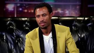 Comedian Azmeraw Interview At Seifu Fantahun Late night Show